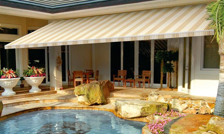 Sunesta Sunstyle rectractable awning